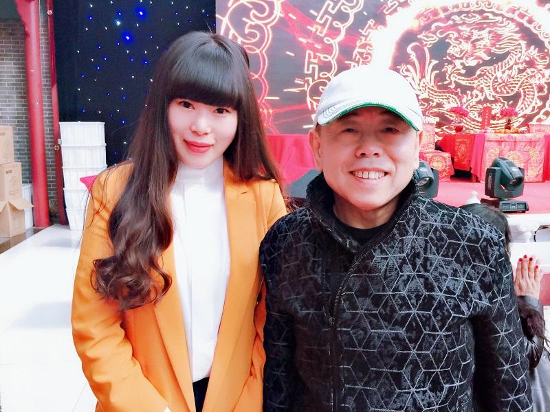 维维与潘长江老师